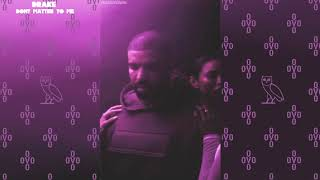 Drake - Don't Matter to Me ft. Michael Jackson (Slowed To Perfection) 432hz