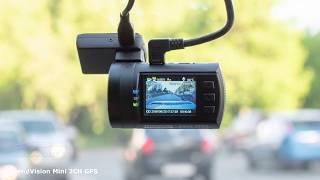 видео Видеорегистратор trendvision tdr 719s купить