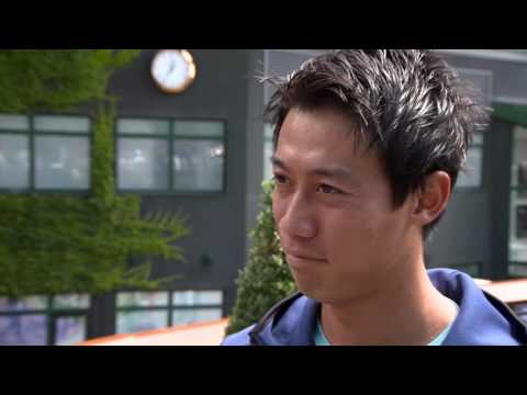 The If series - Kei Nishikori