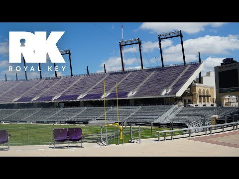 A Look at TCU's Stunning Football Facility and 2016 Nike Footwear - Video