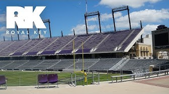 We Toured the TCU HORNED FROGS' AMAZING FOOTBALL Facility | Royal Key