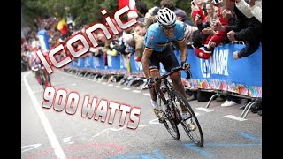 MOST ICONIC ATTACKS IN CYCLING