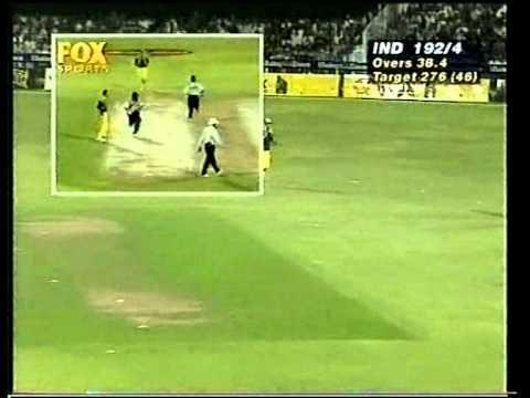 143 Sachin's desert storm masterclass, epic innings vs Australia 1998 Sharjah