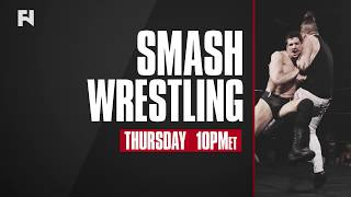 The Rep vs. TDT | Smash Wrestling Thurs. at 10 p.m. ET on Fight Network