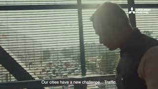 Ad film for Mitsubishi Electric