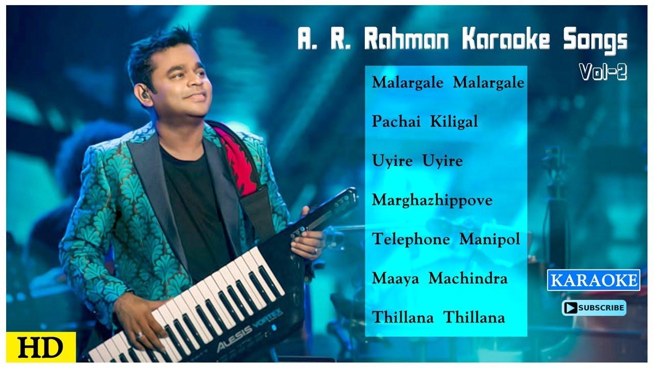 ar rahman instrumental tamil mp3 songs free download