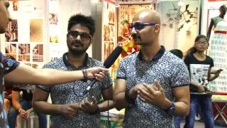 Catch the designer brother duo and the creator of 'The Creative Ind...