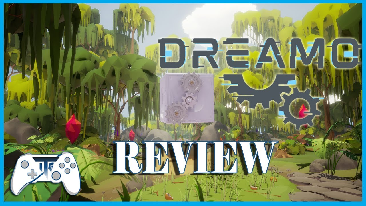 Dreamo Review - What just happened? (Video Game Video Review)