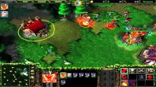 Warcraft 3 FFA Легенды о Борисе