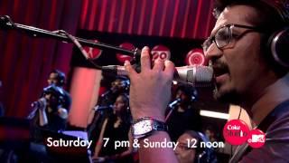 Bari Bari promo, Amit Trivedi, Sriram Iyer, Natalie Di Luccio, Coke Studio @ MTV Season 2