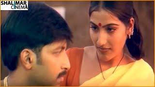 Gopichand, Sadha    Telugu Movie Scenes    Best Love Scenes    Shalimarcinema