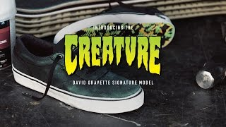 C1RCA X Creature David Gravette Commercial