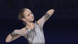 Александра Трусова. Короткая программа. Japan Open 2019