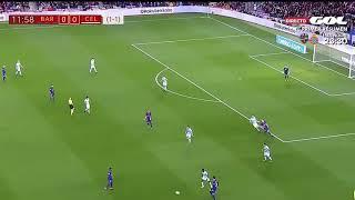 ברצלונה נגד סלטה ויגו  5:0