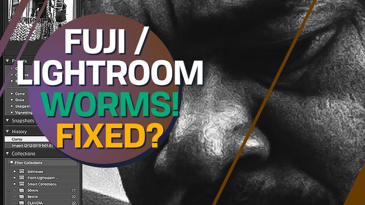 Lightroom Enhanced Details for Fujifilm X-Trans Files Tested
