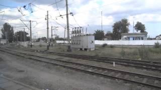Stantsiyasi Novooleksiyivka kelishga, Ukraina