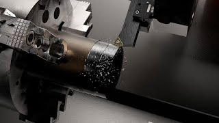 Probing basic - Benefits of in-process part inspection on a turning centre