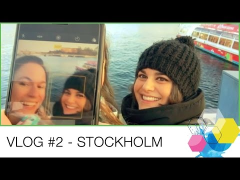 Mobile Reporters' Vlog #2 | STOCKHOLM | EHF EURO 2016