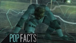 Metal Gear Solid 2 Goes to the Movies (Pop Facts)