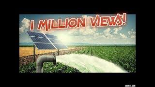 5Hp Solar Water Pump ADISUN
