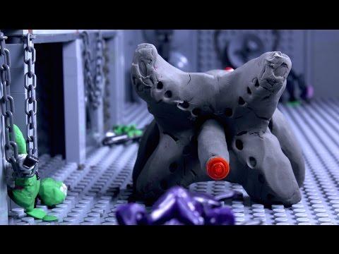 The Lego Zombie Apocalypse Episode 7: Alien Zombies