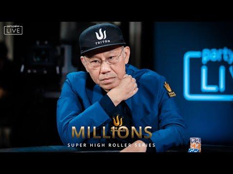 Турнир #4 с бай-ином $50,000. День 1 | MILLIONS SHR Series Sochi 2020