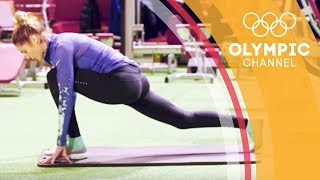 Flexibility Exercises ft. Elodie Clouvel | Workout Wednesday