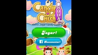 Como jogar candy crush soda saga