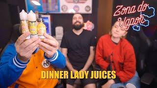 Dinner Lady - Orange Tart, Mango Tart, Lemon Tart