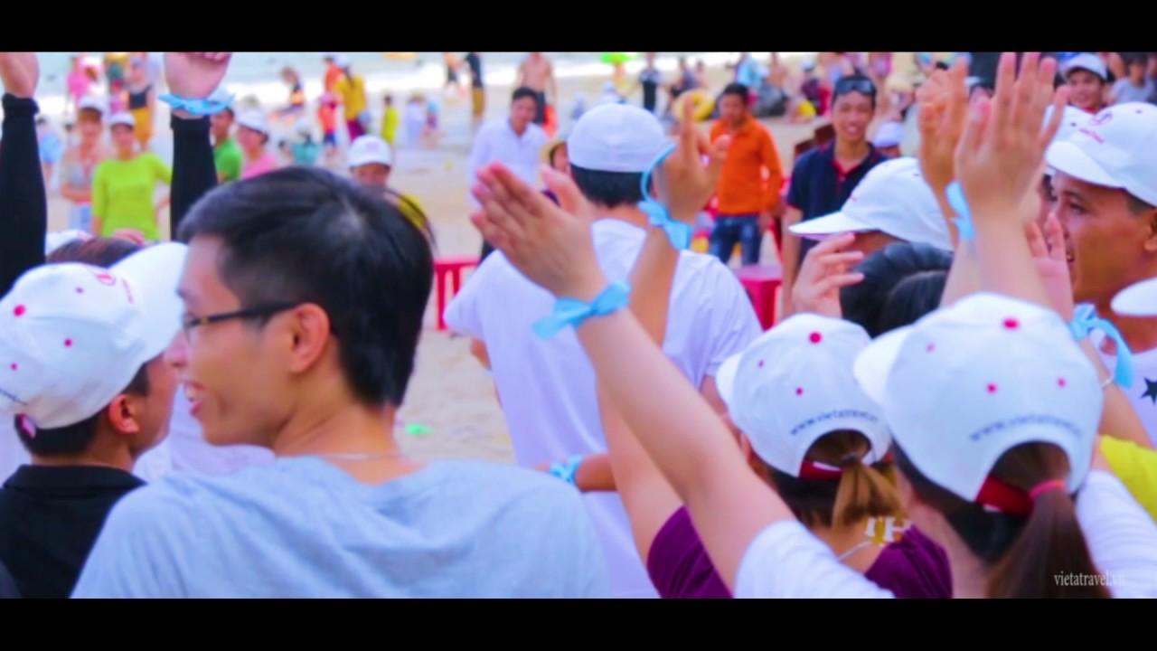 Việt Á | Team Building | Cát Bà 2017