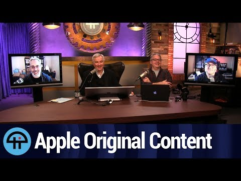 Apple and Original Content