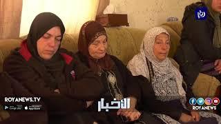 المئات يشيعون جثمان الشهيد أيمن حامد الذي قتل برصاص الاحتلال وترك ينزف حتى الموت - (26-1-2019)