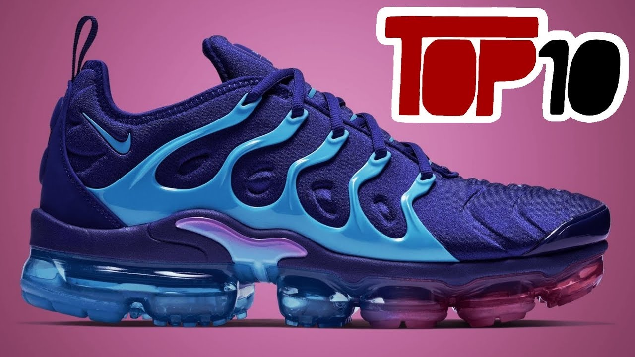 Top 10 Nike Air Vapormax Shoes Of 2019 Youtube
