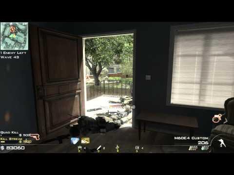 Играем в выживание CoD: Modern Warfare 3. Resistance, 59-я волна.
