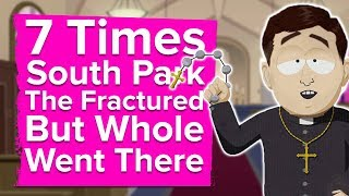 7 Times South Park The Fractured But Whole Went There (And Probably Made You Laugh)