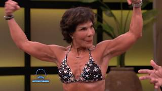 A 72-Year-Old Bodybuilder Who Will Make You Smile
