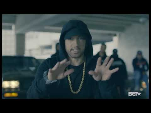 Eminem Rips Donald trump  in BET Hip Hop Award Freestylt Cypher - BREAKING