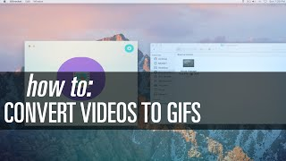 How To Convert Videos to GIF on Mac