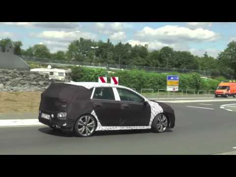 2017 Hyundai i30 N Let Loose on The Nurburgring