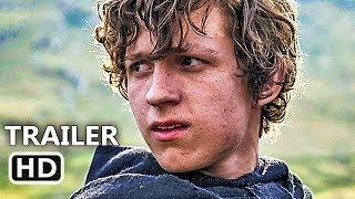 PILGRIMAGE Official Trailer (2017) Tom Holland, Jon Bernthal Movie HD