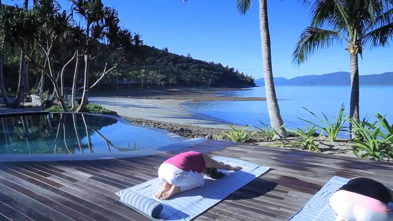 Paradise Bay Island Resort Whitsundays Qld Australia