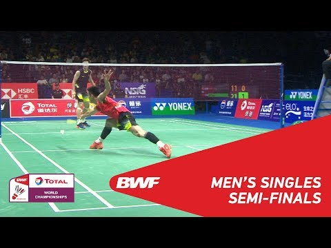 MS | CHEN Long (CHN) [8] vs SHI Yuqi (CHN) [3] | BWF 2018