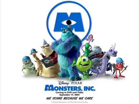 Monsters Inc theme (full)