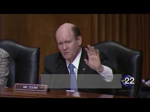 Senator Spotlight - Chris Coons - Food Aid  - October 19, 2017