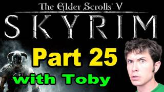 Let's Play Skyrim - TWO-HANDED - Part 25