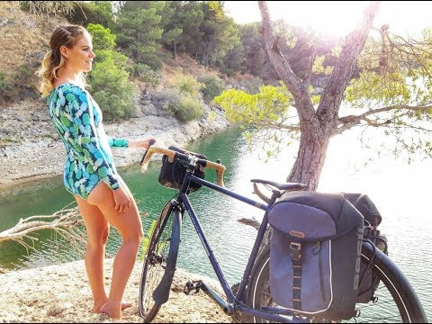 Mini Bike-Packing Tour, Spain. With Basil Bags