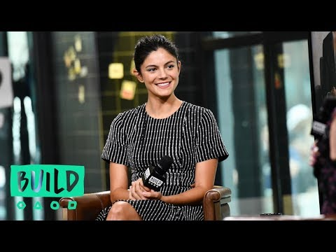 "Monica Barbaro Discusses Netflix's ""The Good Cop"""