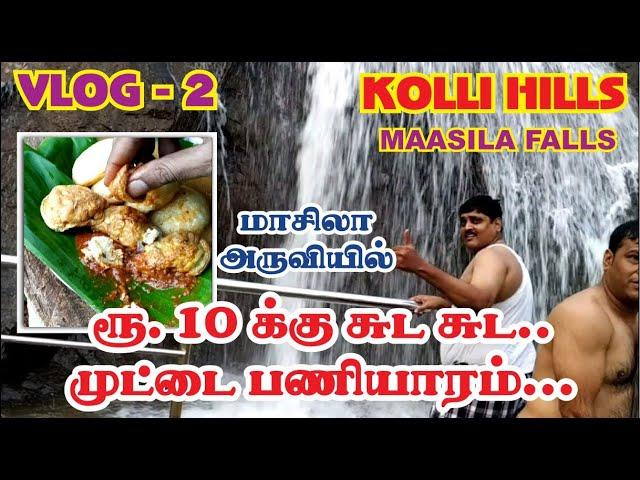 Maasila falls | Kolli hills tourist places | Kolli hills falls | Kolli Hills vlog 2