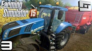 Farming Simulator 2015 : CHEATY TREES!? ( Gameplay ) E3