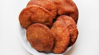 Банановое Пури (Индийская кухня).